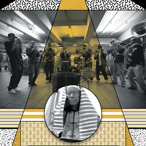 Homage: Hypnotic Brass Ensemble feat Phil Cohran