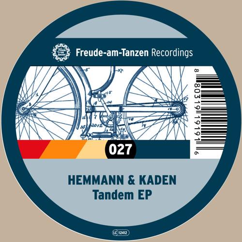 FAT 027 - Hemmann & Kaden - Tandem EP