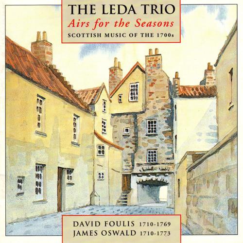 David Foulis: Sonata III in E major