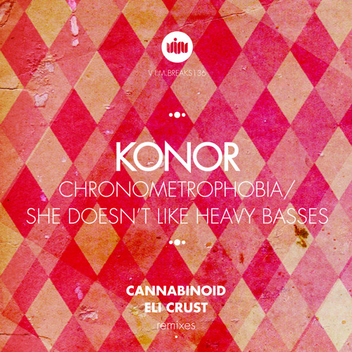 Konor - Chronometrophobia (Cannabinoid Remix) OUT NOW on VIM Breaks!