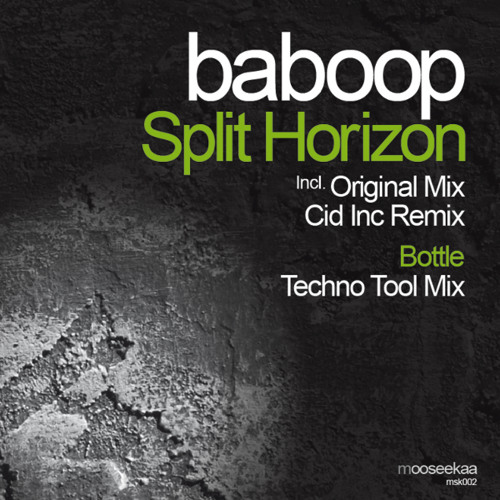 Baboop - Bottle (Techno Tool Mix) - preview - 06 Feb 2012