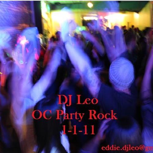 OC PARTY ROCK (Jan 2011)
