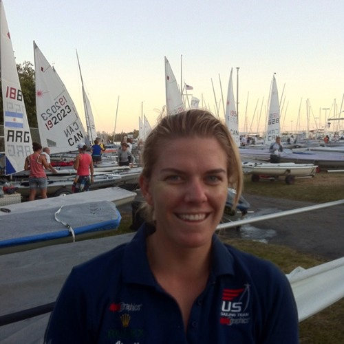 Paige Railey On Today's Racing and Her Steadfast Mindset at U.S. Sailing Center