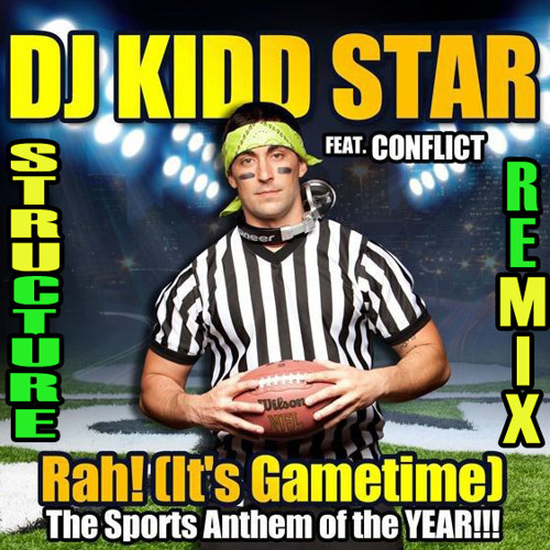 "Kidd Star ""Gametime"" (Structure Dubstep Rmx)Now Free Download!!!"