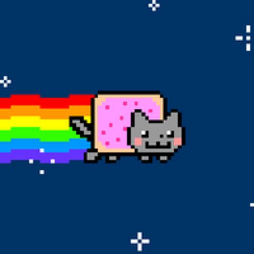 Nyan Cat - Daft Punk ft Outkast - Punk roses
