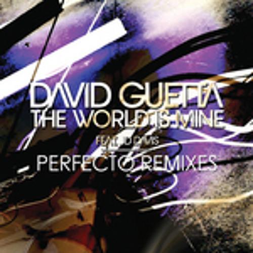 David Guetta - The World Is Mine (Liam Shachar Mix)