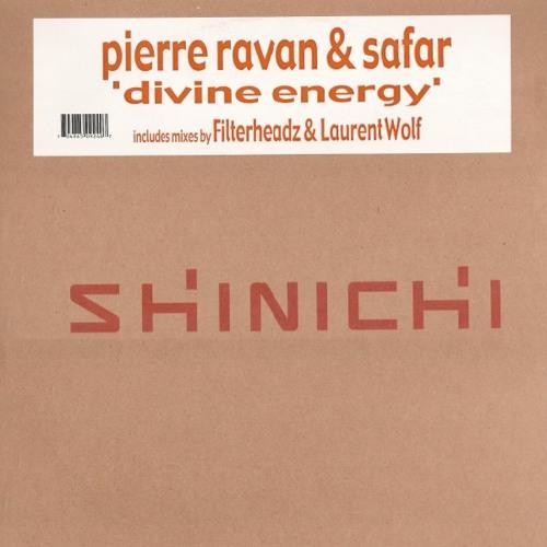 Pierre Ravan & Safar - Divine Energy (Rulers Of The Deep mix)