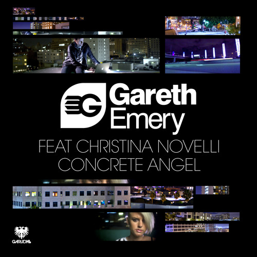 Gareth Emery feat Christina Novelli - Concrete Angel (Original Mix)