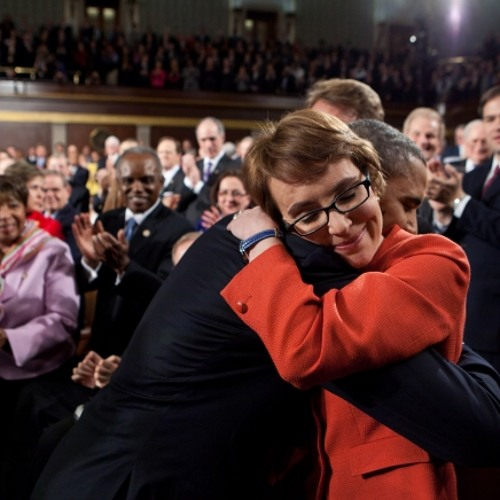 Rep. Grijalva: Gabby Giffords Faces World Of Opportunities