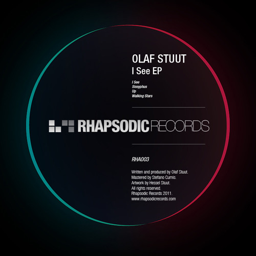 Olaf Stuut - I See (Original Mix) PREVIEW RHA003