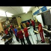 Choir Practice - Rolling in the  Deep at Lorne Ave public school
