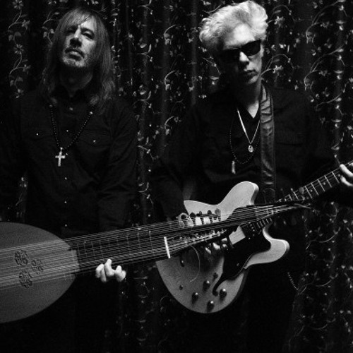 """Jim Jarmusch & Jozef Van Wissem - """"The Sun of the Natural World is Pure Fire"""""""