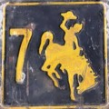 7Horse Meth Lab Zoso Sticker Artwork