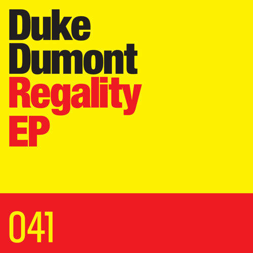 Duke Dumont - Lean & Bounce