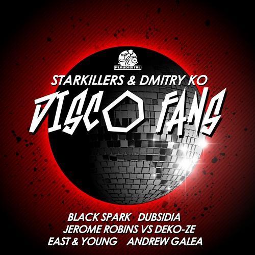 Starkillers & dimitry KO - Disco Fans (Black Spark Remix) #79 Beatport