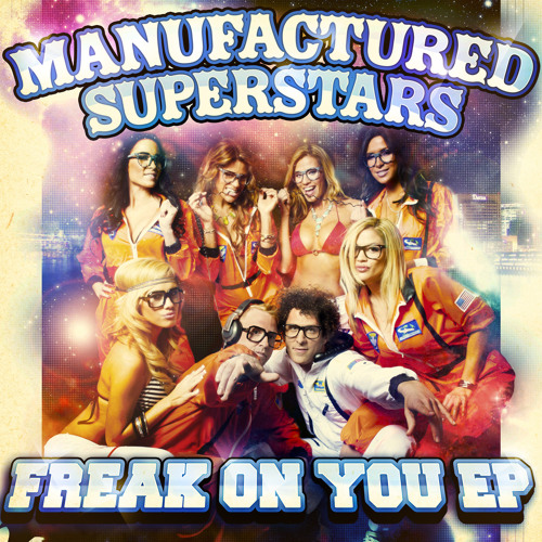 Manufactured Superstars - DJ Mix (Nov 2011)
