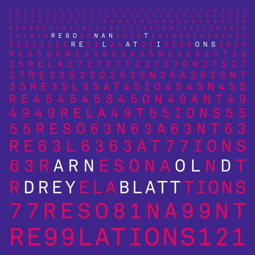 Arnold Dreyblatt: Resonant Relations (excerpt)