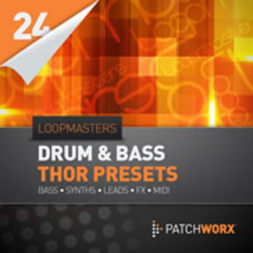 Loopmasters pres. DNB Synths - Thor
