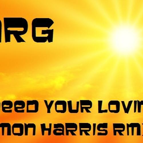 NRG - I Need Your Lovin (Simon Harris 2012 Remix)
