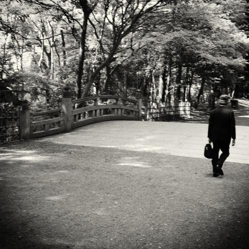 John Nilsen - Traveling Through Tokyo