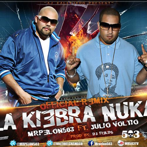 La Kiebra Nuka Remix Mrpelon503 Feat Voltio El Chamaco Prod By Dj Fields