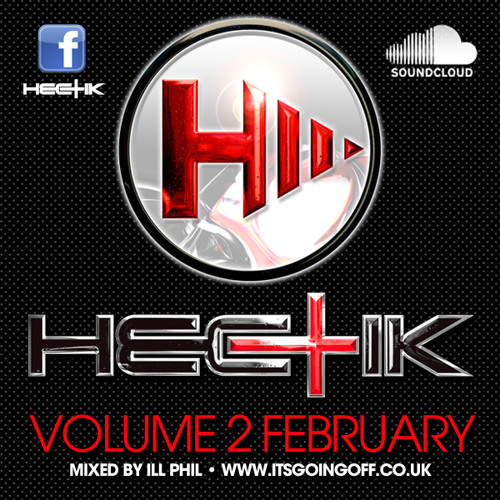 HECTIK MIXTAPE 3RD BIRTHDAY VOL 15 - 2012