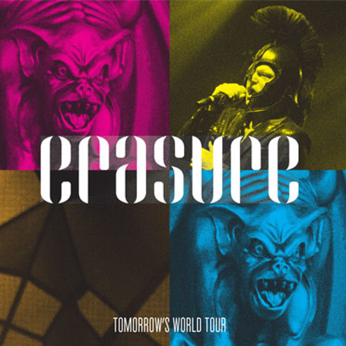 Erasure - Live at The Roundhouse - Tomorrow's World Tour