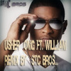 usher ft william oh my god  (STC electro mix demo  )