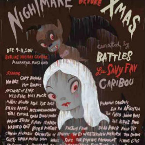 ATP Nightmare Before Christmas Mix 2011