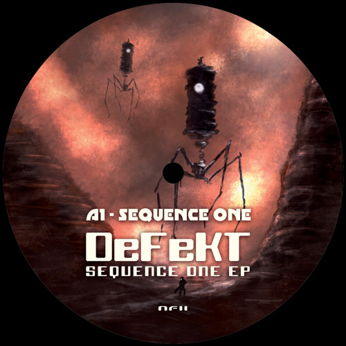 DeFeKT : SequenceOne - Newflesh Records (NF11)