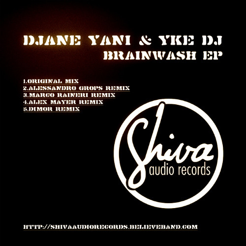 Djane Yani & Yke Dj Brainwash EP * Original Mix * SAR 001 Out Now !