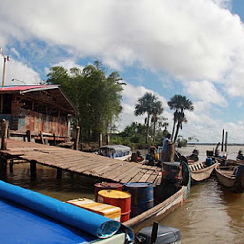 Maroni River Mashup: A Guyanas Mixtape