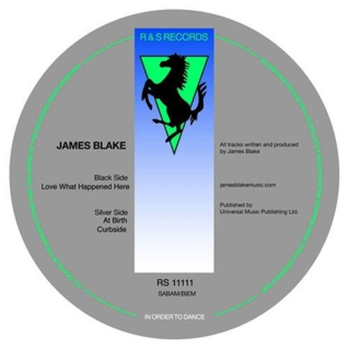 Love What Happened Here by James Blake