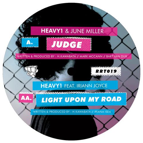 Heavy1 & June Miller - Judge (RRT019)