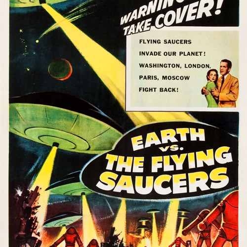 Flying Saucers Attack!
