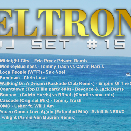 Eltron DJ SET 15 - WTF? Edition