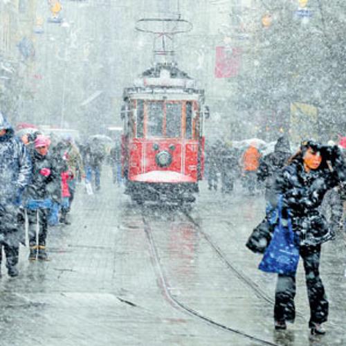 Istanbul is Under Snow  Music By Alper KUL