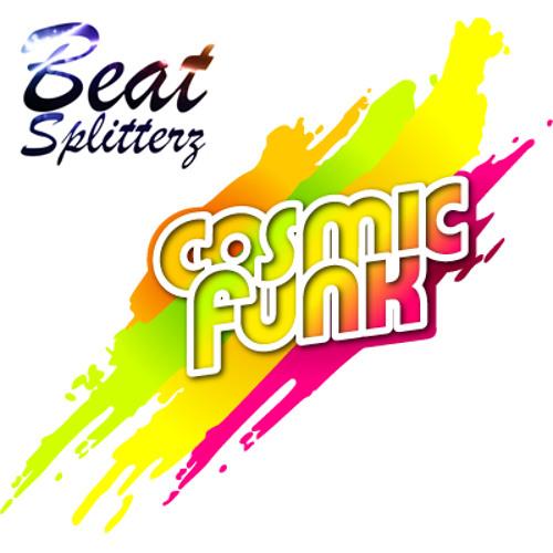 BeatSplitterz - Cosmic-Funk (Original Mix)