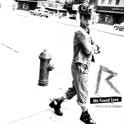 Rihanna ft Calvin Harris-We found Love(Deejay Eni Bootleg)