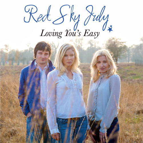 Red Sky July - Loving You's Easy (Radio Mix)