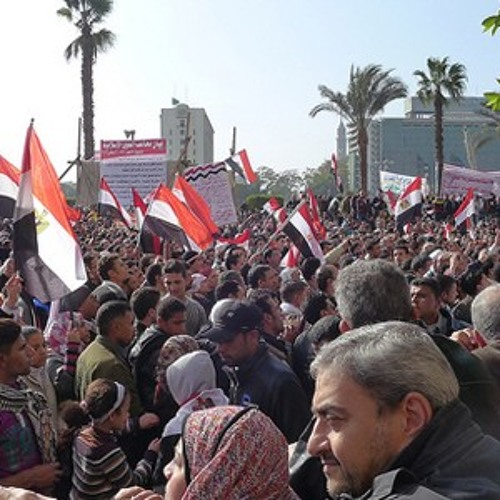 Egyptian Activists Try To Counter Media Image