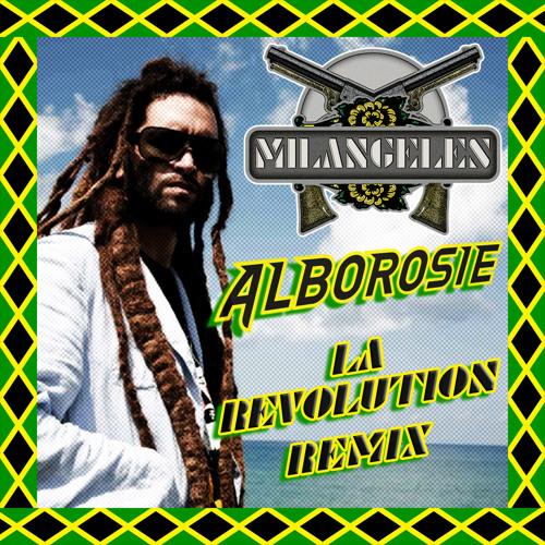 Alborosie - La Revolution (Milangeles rmx)