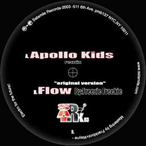 Apollo Kids rmx of Freezie Freekie  for Satamile Rec.