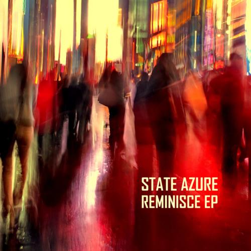 State Azure - Falling Up
