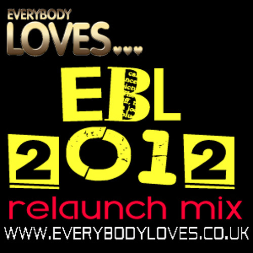 EBL 2012 MIX by Alex Parkin