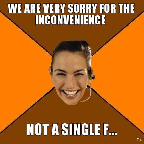 computer says - A mild inconvenience (download 320kbps)