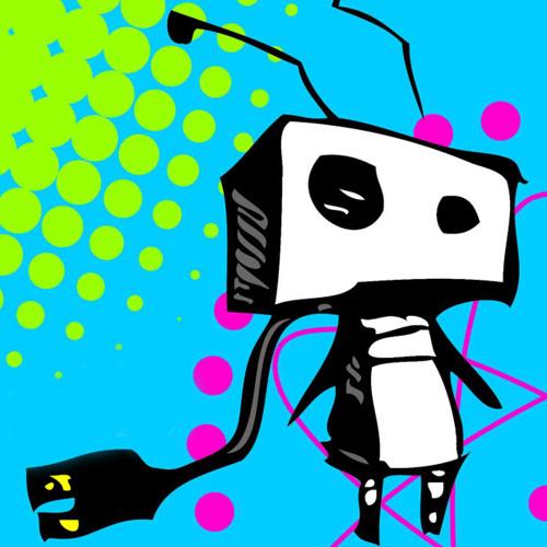 Robot Fright