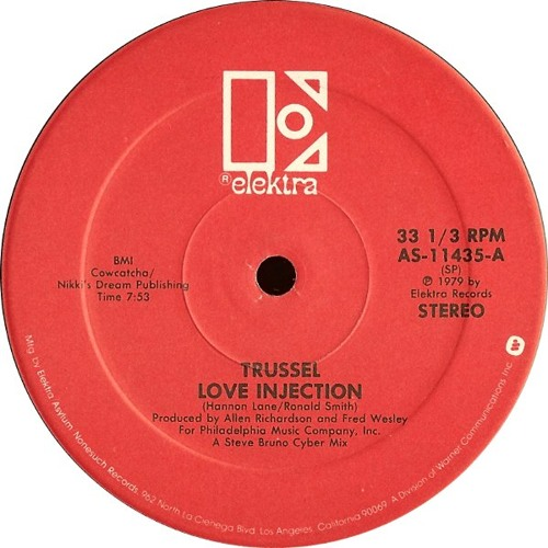 Trussel - Love Injection (popcornreborn Edit) 320 Free DL
