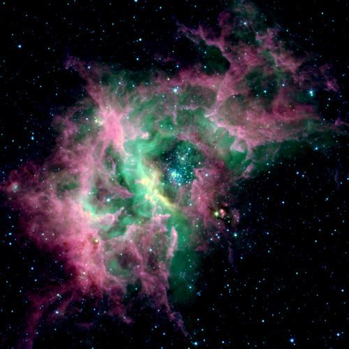 Nebulas Of Creation (2012)