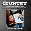 Country V1 Demo - Jam Tracks Play Along Backing Tracks